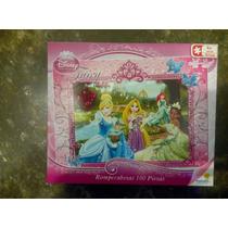 Rompecabezas 100 Piezas Princesas