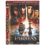 Dvd Piratas Thriller Erotico-original-dublado-usado