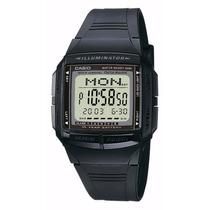 Relogio Casio Db 36 Data Bank 30memo 5alarm Crono Timer