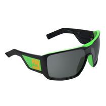Óculos Masculino Quiksilver Mackin Black Green