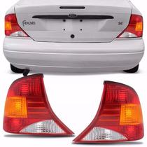 Lanterna Traseira Focus Sedan 99 A 2002 2003 2004 2005 2007