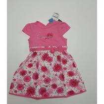 Vestido Infantil Verão Malwee