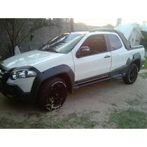 Fiat Estrada Aventur Luker 1.6 2012. 50,000k Doble Cavina