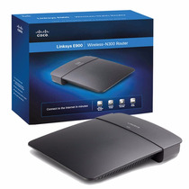 Router Linksys Cisco E900 Wifi Norma N 300 Mbps 2.4 Ghz V1