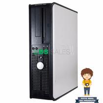Computador Dell Optiplex 760 Core 2 Duo 3.0 Ghz, 2gb, 160gb