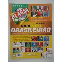 Placar #1347-a Guia 2010 Brasileirão 2º Turno