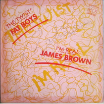 Lp Fat Boys The Twist James Brown I