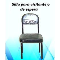 Silla Para Visitante Barberia Corte De Cabello
