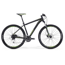 Bicicleta Merida Big Nine 100 Aro 29 Verde
