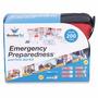 Kit Primeiros Socorros Emergência Resgate Bombeiros 200 Pçs