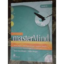 Libro De Inglés Master Mind Level 2 Workbook Y Cd