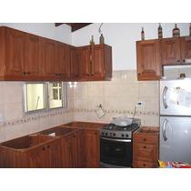 Muebles De Cocina. Alacenas De Pino A Medida