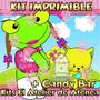 Kit Imprimible Sapa Pepa Y Sus Amigos Candy Bar Tarjetas 2x1
