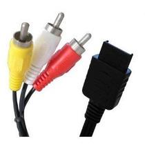 Playstation Composite Av Cable (empaquetado A Granel)