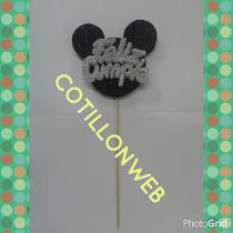 Cartel De Mickey Cotillon