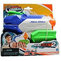 Pistola Nerf Microburst 2 De Agua Hasbro