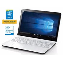 Notebook Sony Vaio Fit 15f Core I5 4gb 1tb Tela 15,6 Branco