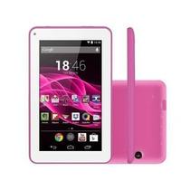 Tablet M7s Quad Core Wi-fi Tela 7 Rosa Nb186 Mais Completo