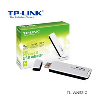 Adaptador Wireless Usb 54mbps Tp-link Tl-wn321g