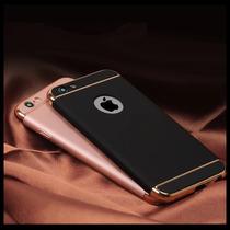 Luxury Case 3 En 1 Cromo Pc Iphone 6 6s 6 Plus 6s Plus