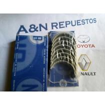 Conchas De Biela 0.25/010 Renault Megane Clio Symbol 1.6