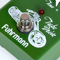 Tube Drive Pedal De Overdrive P/ Guitarra - Fuhrmann