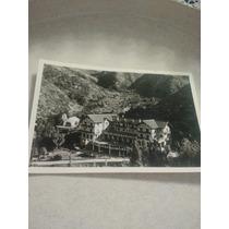 Foto Antiga Preto E Branco ( Hotel Villa Vicencio - Colombia