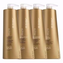 Kit Joico K-pak Kit Reconstrutor Hair Repair 4 Passos 1litro