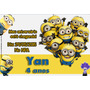 30 Convite De Aniversário 10x15 Qualquer Tema C Foto 48horas