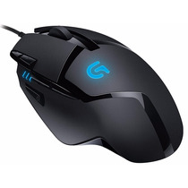 Mouse Gamer Logitech G402 Hyperion Fury 4000 Dpi 8 Botones