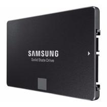Disco Ssd 250 Gb Samsung 850 Evo Sata 3 Pc +que Kingston 240