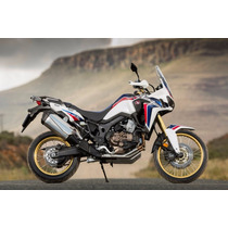 Africa Twin Honda 1000 0km *2017* Dct (abs) Colores Disponib