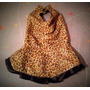 Vestido Animalprint Leopardo Diva Ropa Para Perros Pretapet