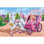 Painel Decorativo Festa Infantil Barbie (mod3)