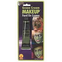 Agua Verde Crema Lavable Maquillaje De Halloween Accesorio