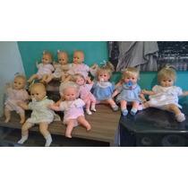 Lote De Bonecas Bebes,bebezinhas Antigas E Raras Da Estrela!