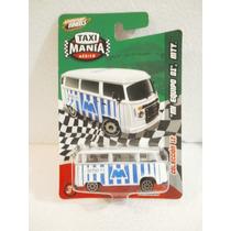 Taxi Mania Camion Combi Mi Equipo 01 Mty Blanco