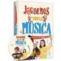 Libro: Juguemos Con La Música - Incluye Cd - Grupo Clasa