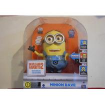 Minion Dave Mi Villano Favorito 2 Edición De Colección