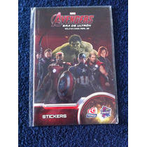 Album Completo Avengers Age Of Ultron De Gamesa