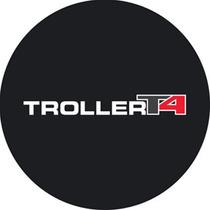 Capa De Estepe Troller T4 2015 - Comix - Cc312