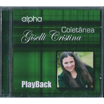 Playback Giselli Cristina - Coletânea * Original