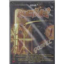 Multiokê Line Records Vol 1 Gospel Lacrado Original Cdvd