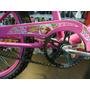 Bici Rod 20 Barbie Disney Con Bolso Envios A Todo El Pais