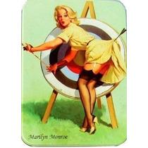 Hermosas Latas Con Diseño Marilyn Monroe Regalo Original