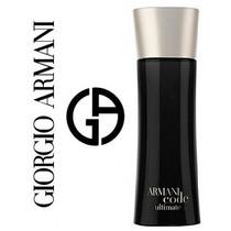 Perfume Armani Code Ultimate Men