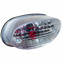 Lanterna Traseira (metalizada) - Suzuki Yes 125