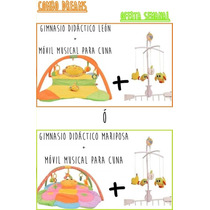 Gimnasio Didactico + Movil Musical