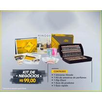 Combo Executivo Top Hinode + Kit De Amostras