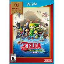 ¡the Legend Of Zelda Wind Waker Hd Para Wii U En Wholegames!